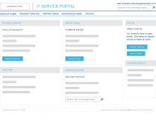 IT Service Portal